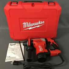 NEW Milwaukee 1-1/8 in. SDS-Plus Rotary Hammer 5268-21