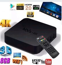 MXQ ULTRA 4K BOX ✔KODI 18.0 ✔Quad-Core ✔Android 7.1 ✔SMART TV - FAST DISPATCH!,
