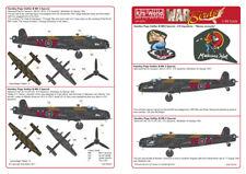 Kits-World 1/48 Handley Page Halifax B. Mk. II Spécial 419 équipe