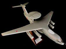 "Premium Custom Model Legendary Russian USSR AIR FORCE SPY ""A-50"" 100% HANDMADE"