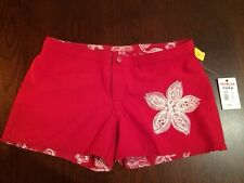 New With Tags Roxy Reversible Shorts Size 3 Junior