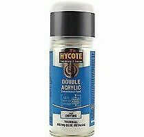 Hycote Vauxhall Metro Blue Spray Paint Enviro All-Purpose Can XDVX727