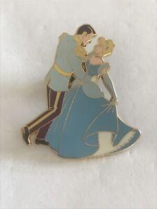Disney Pins DLRP Cinderella & Prince Dancing