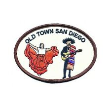 San Diego Old Town Patch - Mexican Heritage