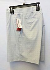 Men's Size 40 Grand Slam Gray Space Dye 360 Motion Golf Shorts Nwt #8532