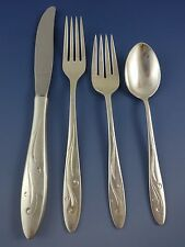 Awakening by Towle Sterling Silver Flatware Set For 6 Service 24 Pieces