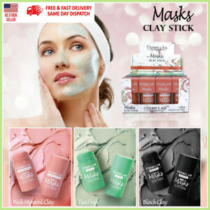 Deep Cleaning Blackhead Remove Anti-Acne Oil Control & Clean Pores Solid Mask US