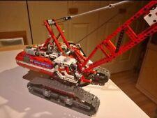 LEGO TECHNIC RED 42042 CRAWLER CRANE w/POWER FUNCTIONS - NEW