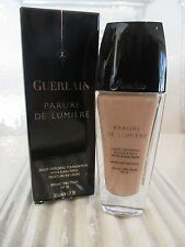 GUERLAIN PARURE DE LUMIERE LIGHT-DIFFUSING FOUNDATION # 04 BEIGE MOYEN 1 OZ