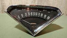 1955 1956 1957 1958 1959 Chevy Pickup Original OEM Gauge Cluster