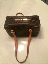 Louis Vuitton Monogram Canvas Cite GM Handbag. Gently used.