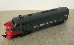 Southern Pacific, Bloody Nose, FP7A Atlas, Rd# 6454, Used, HO Scale, vmf121