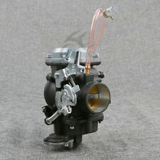 Aluminum + Rubber Twin Cam Carburetor Carb For Harley Replacement #27421-99A