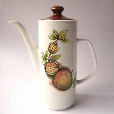 Vintage J&G MEAKIN Studio EDEN Coffee Pot Retro Mid Century Modern Retro 60/70s