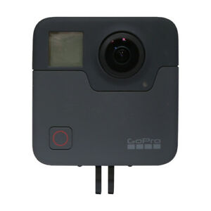 GoPro Fusion 18 MP Waterproof 5.2K Camera Camcorder 360° Degree