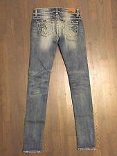 Buckle BKE Stella Denim Jeans Woman's Size 24L Distressed