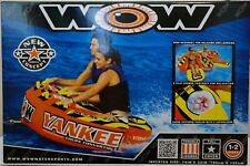 Wow Yankee Coupe Towable / Floating Lounge