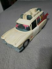Vintage 1984 The real ghostbusters ecto 1 car Columbia pictures