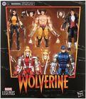 Marvel Legends Series Wolverine 5 Pack -PreOrderer December 2021 For Sale