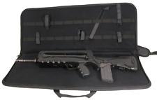HOUSSE CARABINE SWISS ARMS 98CM 604060 RIFLE BAG FAMAS extensible par soufflet