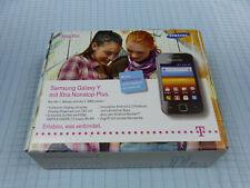 Samsung Galaxy y gt-s5360 metalizado Gray! nuevo! sin bloqueo SIM! OVP! rar!