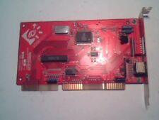 Logitech Scanner Interface Controller Board 270269-00 16-bit ISA Card vintage