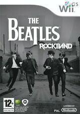 Beatles Rock Band Nintendo Wii * NEW SEALED PAL *