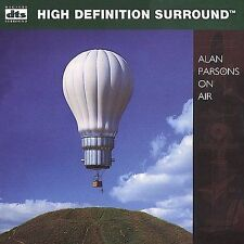 Alan Parsons CD : ON AIR (dts - Digital Surround) - High Definition Surround