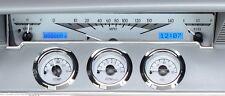 Dakota Digital 61 62 Chevy Impala El Camino Analog Dash Gauges Kit VHX-61C-IMP