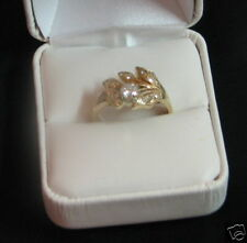 Lady's Dinner, Right Hand,  Engagement Diamond Ring