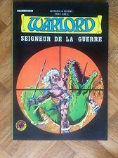 WARLORD 1 SEIGNEUR DE LA GUERRE ARTIMA COLOR TTBE