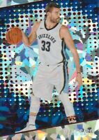 2017-18 Panini Revolution Chinese New Year #29 Marc Gasol Memphis Grizzlies