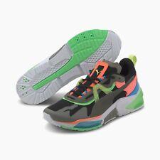 Puma Men's optic pax lqdcell training shoes Black-Ultra Gray UK 9