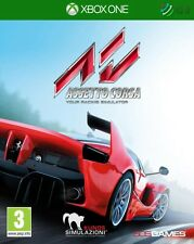 Assetto Corsa Xbox One * NEW SEALED PAL *