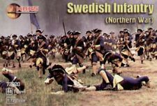 Mars 1/72 Swedish Infantry Northern War # 72020