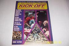 1970 Kick Off MISSISSIPPI Manning OHIO STATE Kern High School NCAA NFL AFL Prev