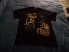 """Bob Marley  """" Hit Me With The Music """"  Tee  [   Small  ]"""