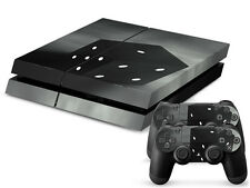 SONY PS4 PlayStation 4 SKIN Design Adesivo Pellicola Protettiva Set - Dice Motif