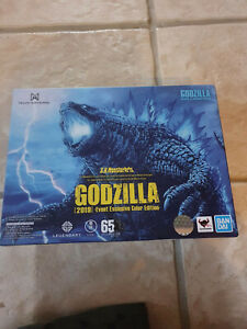 SH monsterarts Event color Godzilla figure