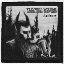 ELECTRIC WIZARD PATCH / SPEED-THRASH-BLACK-DEATH METAL