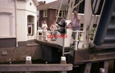 PHOTO  NETHERLANDS ON RIVER VECHT 1991 VIEWS ON THE RIVER v6