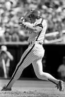 Original 35MM B&W Negative, Philadelphia Phillies Mike Schmidt July 13 1980