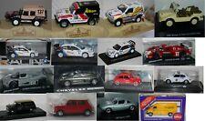 Modell/Auto-Maßstab 1:43-Aussuchen VW,TOYOTA,MITSUBISHI,FORD,DKW,CHRYSLER,
