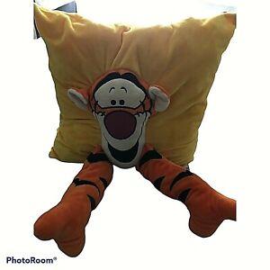 Disney Winnie the Pooh Big Hearts Deserve Big Hugs Pillow Tigger
