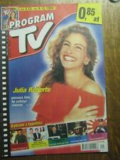 PROGRAM TV 49 (3/12/99) JULIA ROBERTS HARRISON FORD