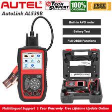 Autel AutoLink AL539B Automotive OBD2 Scanner Code Reader Battery System Test