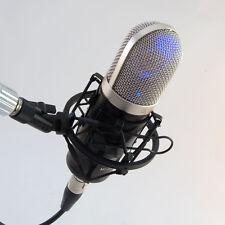 MC-200 Profi Studio Großmembran Kondensatormikrofon GESANGS Spinne Musik SET