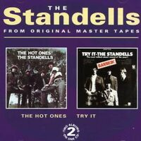The Standells - Hot Ones / Try It [New CD] UK - Import