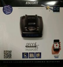 Escort Passport 9500ix Radar Laser Safety Camera Detector - Brand NEW, Warranty