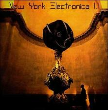 New York Electronica, Version 1.1 by Various Artists (CD, 1995, Electric
